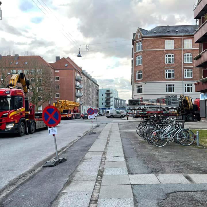 Altanprojekt i Valby